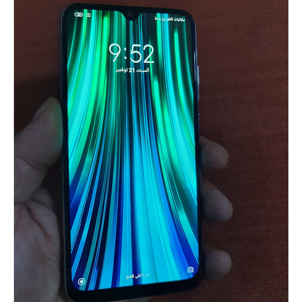 Redmi note8